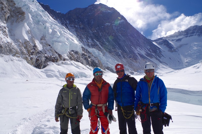 Our amazing, trusted Sherpas. (Photo: Kim Hess)