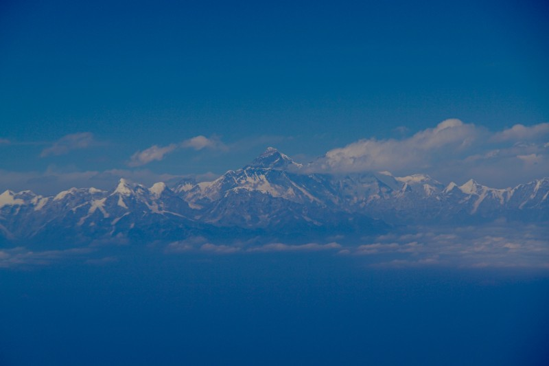 Everest: Tall, cold, beautiful.