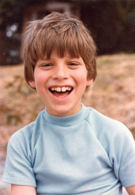 Paul, age 7. I post because I can--Julie.