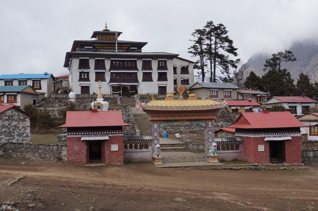 Tengboche monastery (Photo: Justin Merle)