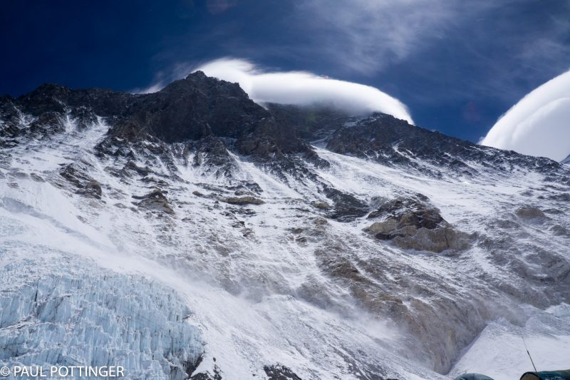 Summit of Everest.